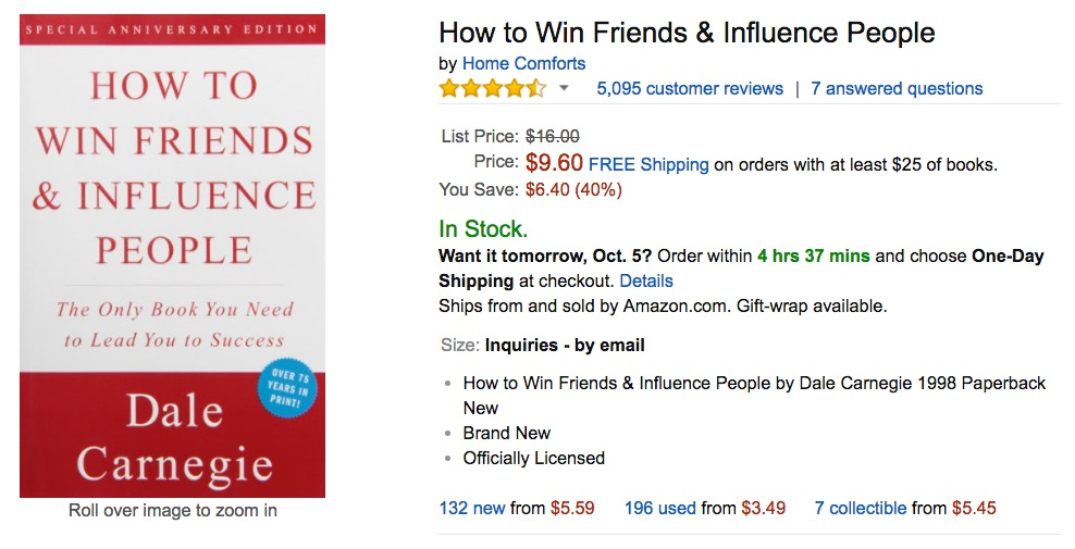 amazon_com__how_to_win_friends___influence_people__0078433170423___dale_carnegie__books