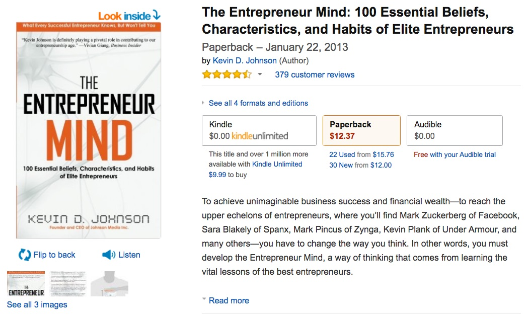 the_entrepreneur_mind__100_essential_beliefs__characteristics__and_habits_of_elite_entrepreneurs__kevin_d__johnson__8601405126535__amazon_com__books