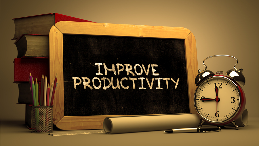 Improve Productivity